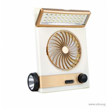 UTICA® Solar Fan
