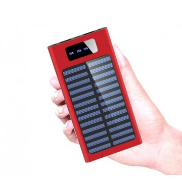 Element 8-RT Solar Powered Charger – 8000mAh by UTICA®