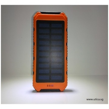 Element 10-OT Solar Powered Charger – 10000mAh by UTICA®