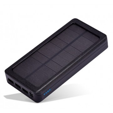 Element 20-BT Solar Powered Charger – 20000mAh by UTICA®