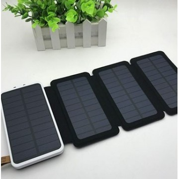 Element 8-WT Solar Powered Charger – 8000mAh by UTICA®