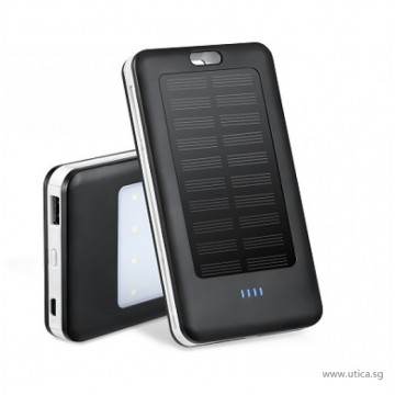 Element 10-BWT Solar Powered Charger – 10000mAh by UTICA®