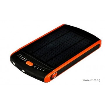 ELEMENT 23-OBT SOLAR POWERED CHARGER – 23000MAH BY UTICA®