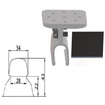 Multifunctional Clamp Hook Kit-02 (10 pcs)
