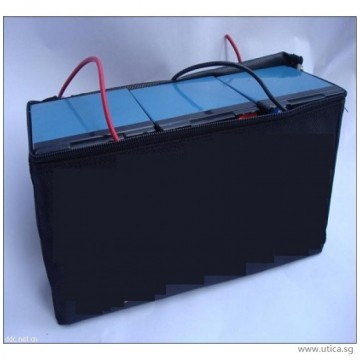 UTICA® Litium Battery 12V100Ah