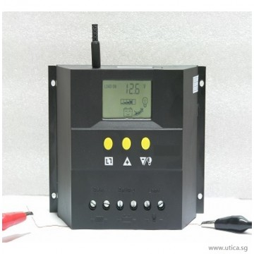 UTICA® PWM Solar Controller 60A