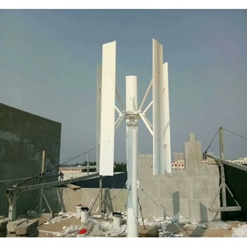 Spinnos 1500W Vertical Wind Turbine by UTICA®