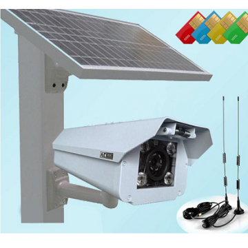 80W Energia Solar 4G Wireless Camera by UTICA®