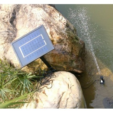 UTICA® Solar Pump Fountain-5W