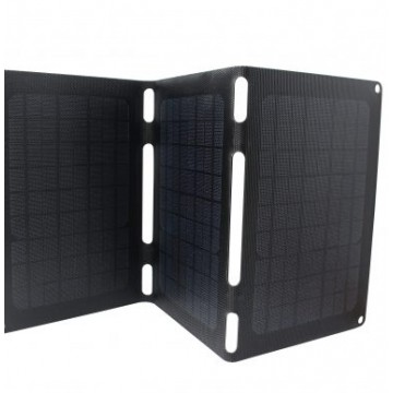 UTICA® Solar Charger Book 50W