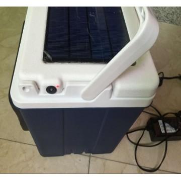 55L Mini Solar Powered Fridge by UTICA®