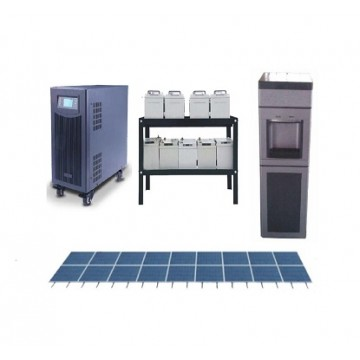 32m² Area for Solar. 30L Solar AirWater by UTICA®