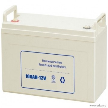 UTICA® Lead Acid Battery 12V100Ah