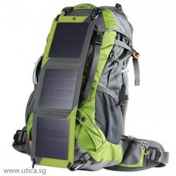 Solar Hikeman Bag by UTICA®