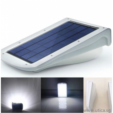 UTICA® Solar Gutter Light-X1
