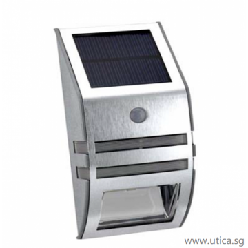 UTICA® Solar Wall Light Motion Sensor-X6