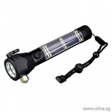 UTICA® Multi-Functional Flashlight