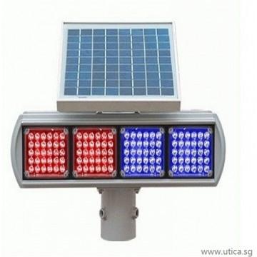 UTICA® Solar Warning Light-15W-04