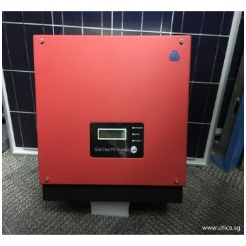 1kWp Inverter (*Inclusive of PV solar schematic drawings and technical support for installation) by UTICA®