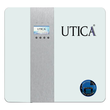 UTICA® 5kW Hybrid Inverter with Li-ion Battery Storage (*Inclusive of PV solar schematic drawings and technical support for installation)