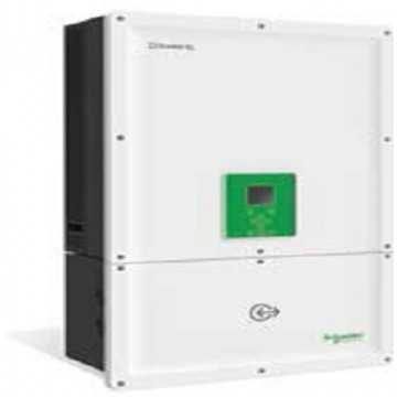 Schneider 25KW Inverter (*Inclusive of PV solar schematic drawings and technical support for installation)