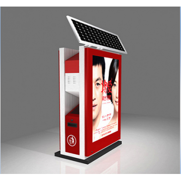 Solar Dustbin by UTICA®