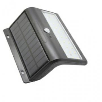 UTICA® Solar Outdoor Wall Lamp 6W