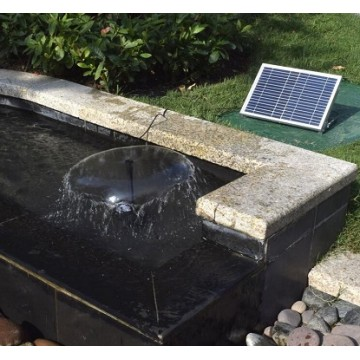 Solar Pump Fountain-10W
