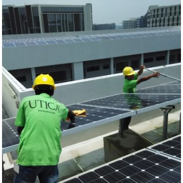 UTICA® Solar Energy Maintenance Works for 15kWp System