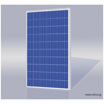 Singapore Made REC TwinPeak2 290Wp Photovoltaic Module (Solar Panel - 60 Cell)