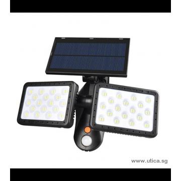 UTICA® Solar Wall Light X30